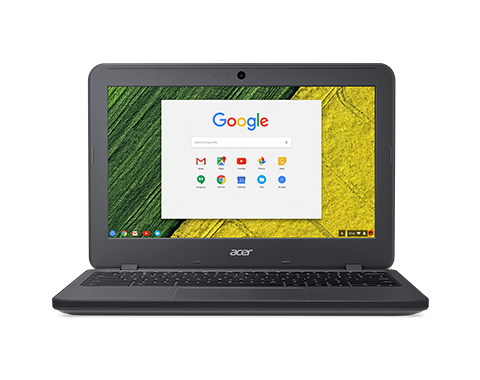 "NX.GM8EC.001 Acer Chromebook 11 N7 - 11,6""/N3160/4G/32GB/Chrome šedý"