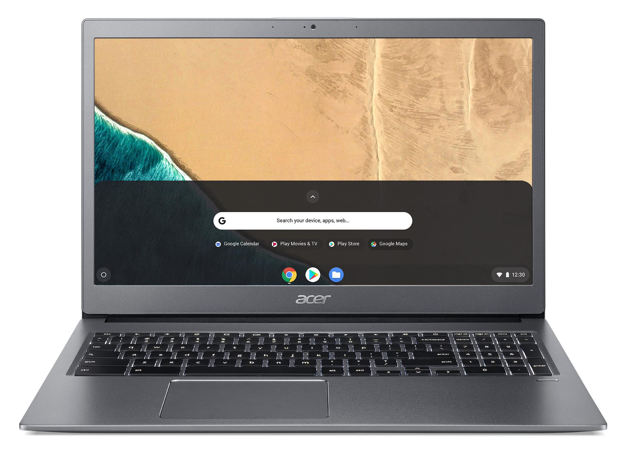"NX.HB2EC.002 Acer Chromebook 715 - 15,6""/i3-8130U/8G/128GB/Chrome šedý"