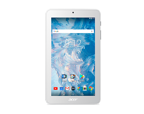 """Acer Iconia One 7 - 7""""/MT8167/16GB/1G/IPS/Android 6.0 bílý"""