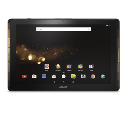 "Acer Iconia Tab 10 - 10""/MT8176/64GB/4G/IPS FHD/Android 7.0 černý"