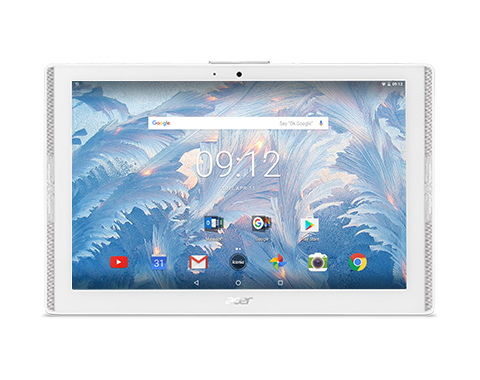 """Acer Iconia One 10 - 10""""/MT8163/16GB/2G/IPS HD/LTE/Android 6.0 bílý"""