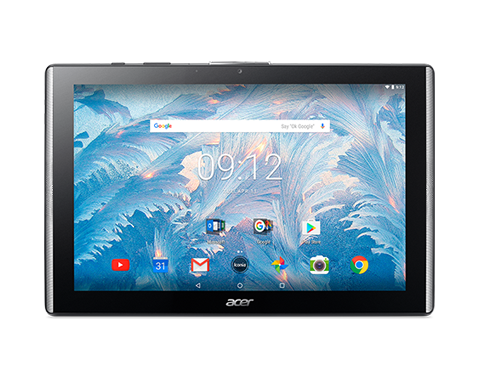 """Acer Iconia One 10 - 10""""/MT8167/16GB/2G/IPS HD/Android 7.0 černý"""