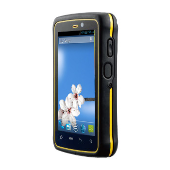 "Winmate E430RM4 - 4.3"" odolné PDA, Cortex A7, 1GB/4GB, IP65, 3G, NFC, Android 4.2"