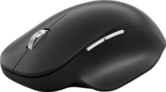 Microsoft Bluetooth Ergonomic Mouse, Black