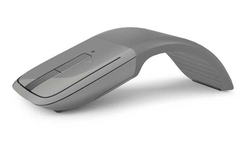 Microsoft Arc Touch Bluetooth 4.0 Mouse, šedá