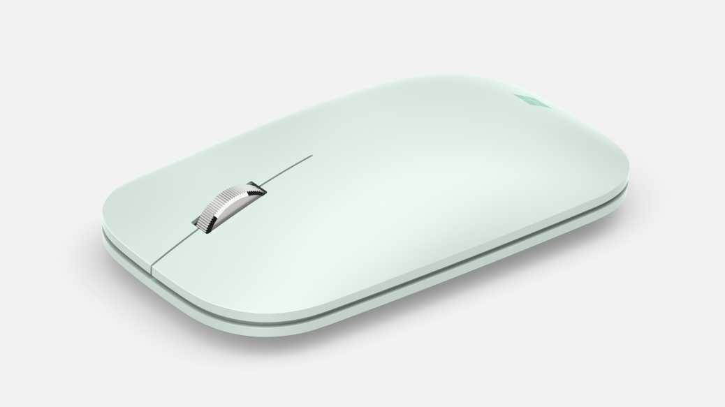 Microsoft Modern Mobile Mouse Bluetooth, Mint