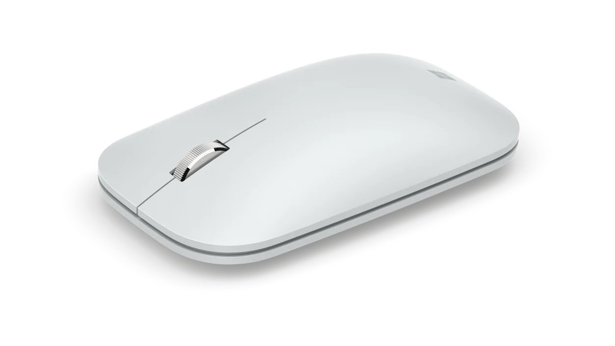 Microsoft Modern Mobile Mouse Bluetooth, Glacier