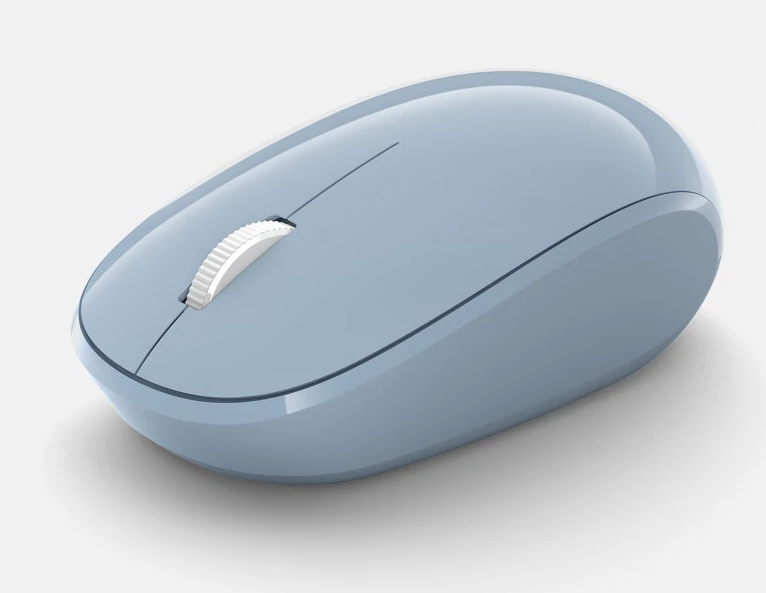 Microsoft Bluetooth Mouse, Pastel Blue