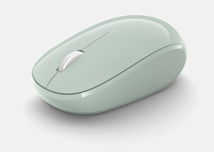 Microsoft Bluetooth Mouse, Mint
