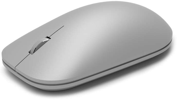 Microsoft Surface Mouse Sighter Bluetooth 4.0, Gray