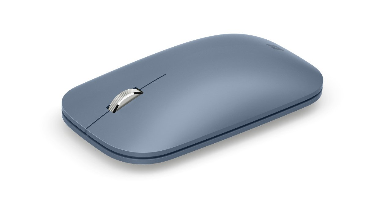Microsoft Surface Mobile Mouse Bluetooth 4.0, Ice Blue