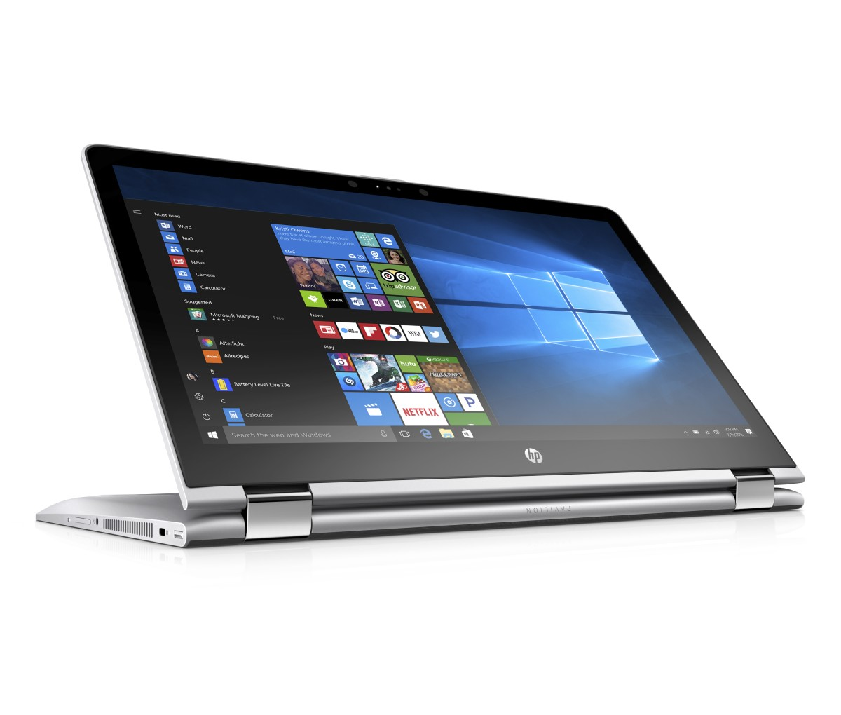 1VM57EA#BCM HP Pavilion 15 x360-br009nc FHD i5-7200/8/128SSD+1TB/AMD2GB/2RServis/W10H/Natural silver