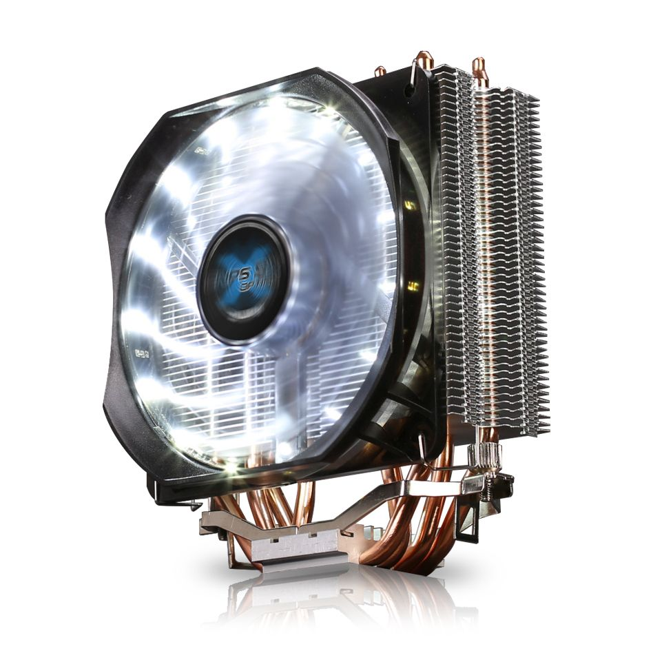 Chladič Zalman CNPS9X Optima 100mm fan PWM, 3x heatpipe