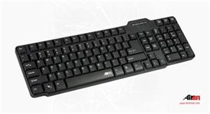 AIREN KEYBOARD AiBoard Office Black CZ