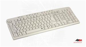 AIREN KEYBOARD AiBoard Multi White PC Color CZ
