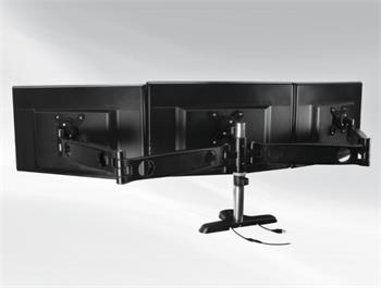 ARCTIC Z3 Pro (EU) (Gen 1)-Triple-Monitor Arm USB