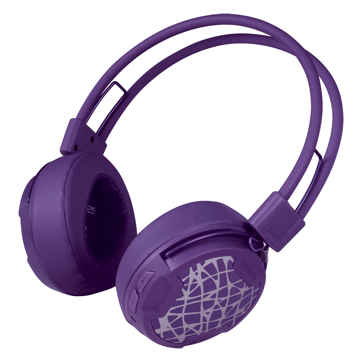 ARCTIC P604 Purple Wireless Bluetooth 4.0 Headphon