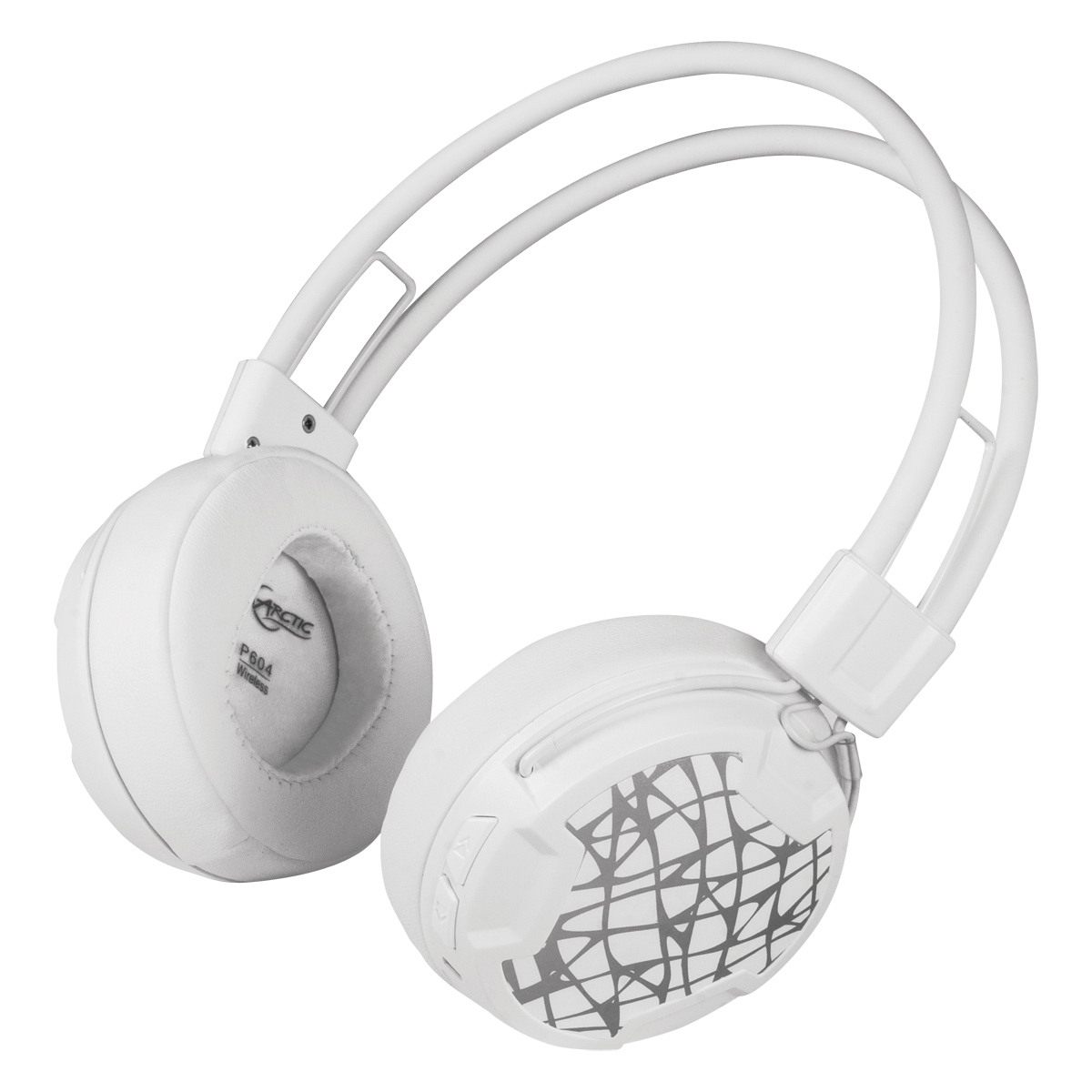 ARCTIC P604 White Wireless Bluetooth 4.0 Headphone