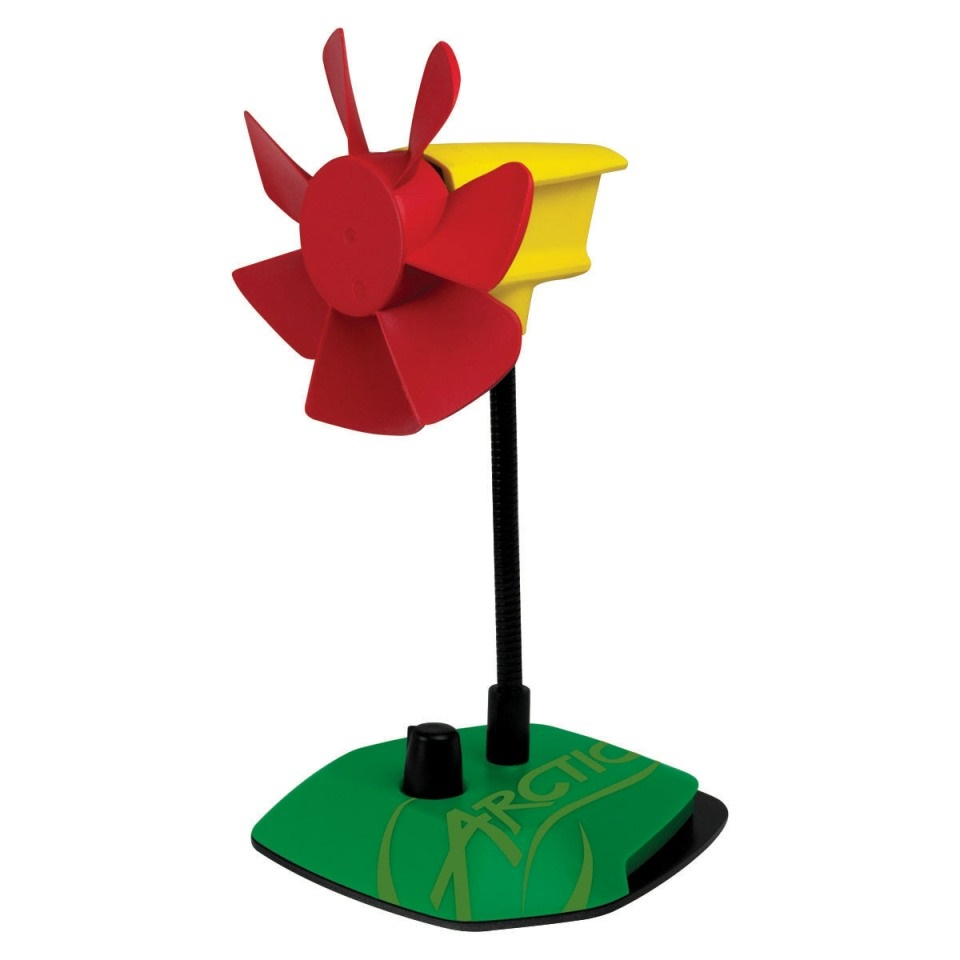 ABACO-BRZRT01-BL ARCTIC Breeze Color Edition RASTA - USB desktop fan