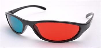 PRIMECOOLER PC-AD5 3D GLASSES Blue/Red
