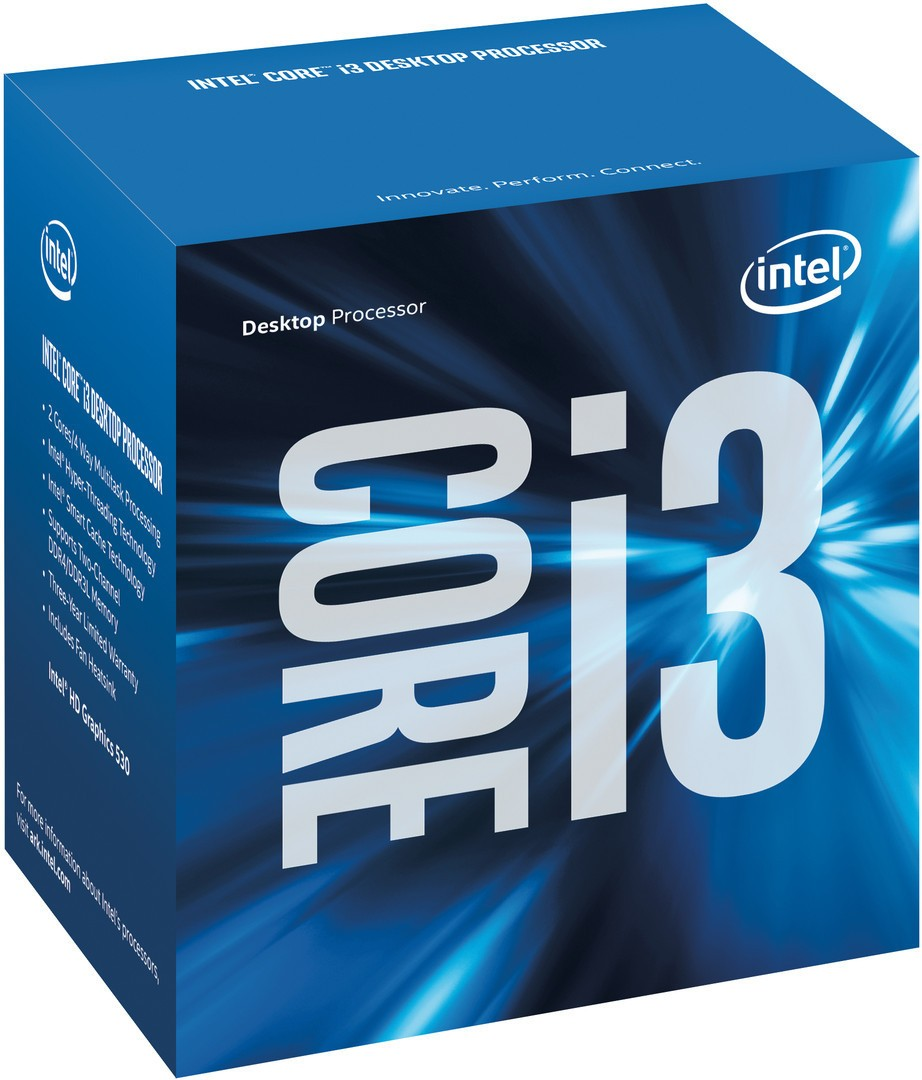 CPU INTEL Core i3-6098P BOX (3.6GHz, LGA1151, VGA)