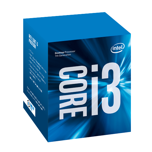 CPU INTEL Core i3-7100T BOX (3.4GHz, LGA1151, VGA)
