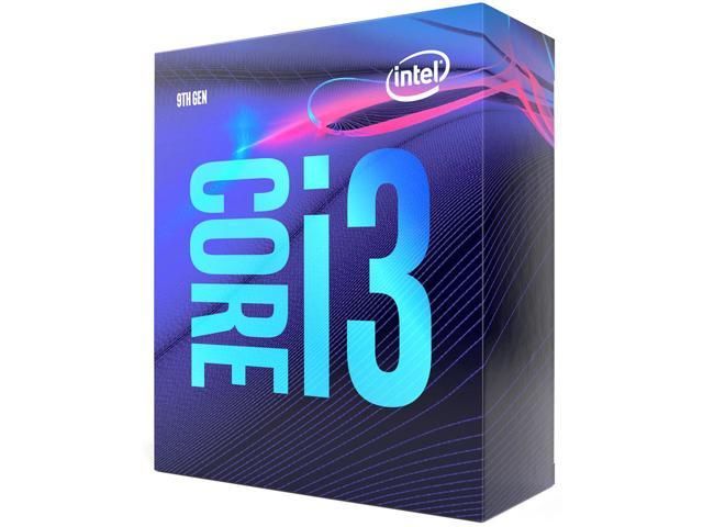 CPU Intel Core i3-9320 BOX (3.7GHz, LGA1151, VGA)