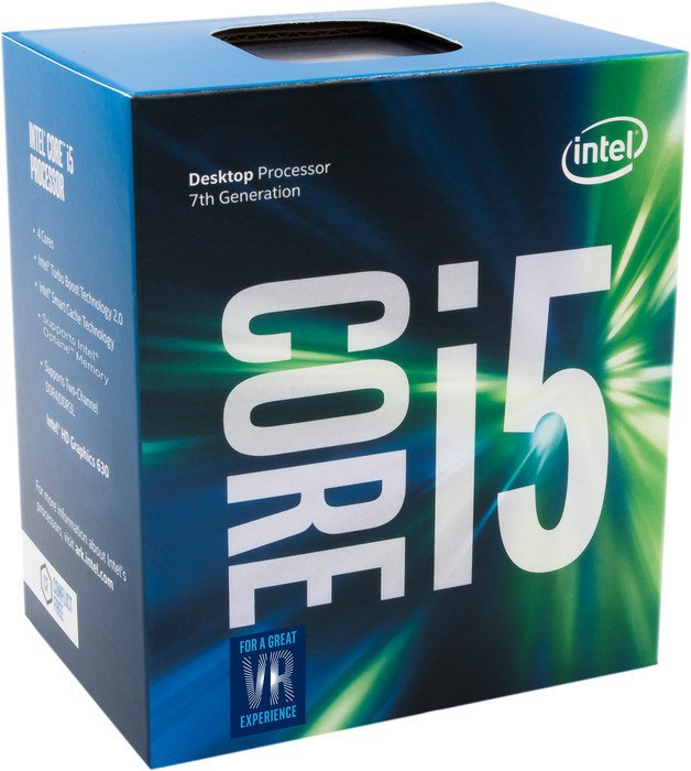 CPU INTEL Core i5-7500T BOX (2.7GHz, LGA1151, VGA)