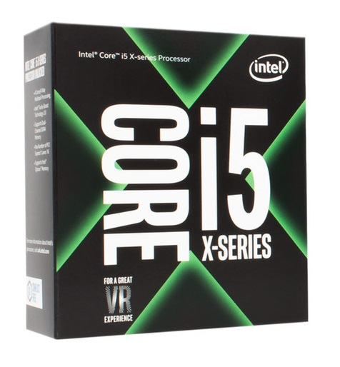 CPU INTEL Core i5-7640X BOX (4.0GHz, 6M, LGA2066), bez chladiče