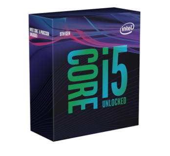 CPU INTEL Core i5-9600K TRAY (3.7GHz, LGA1151,VGA)