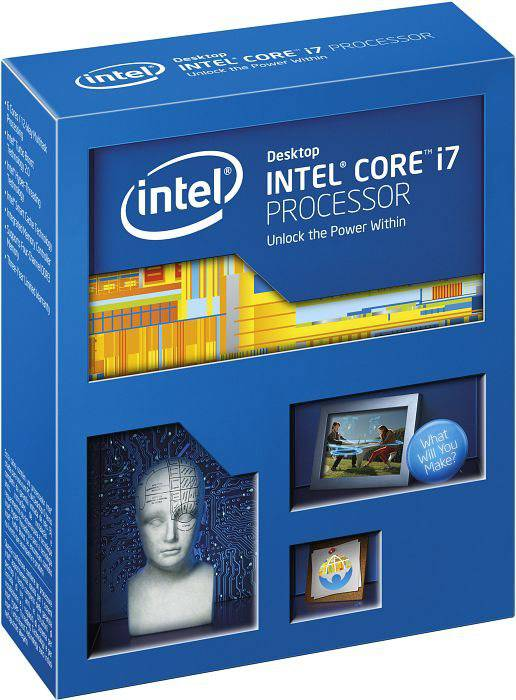 CPU INTEL Core i7-5820K (3.3GHz, 15M, LGA2011-v3)