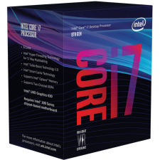 CPU INTEL Core i7-8700 TRAY (3.2GHz, 12M, LGA1151)