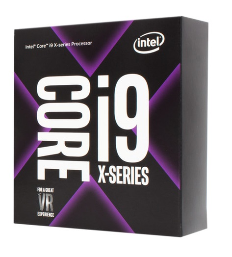 CPU Intel Core i9-7960X (2.8GHz, LGA2066)