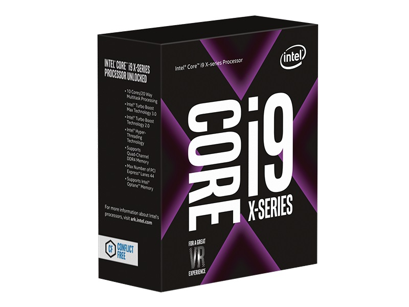 CPU Intel Core i9-10940X (3.3GHz, LGA 2066)
