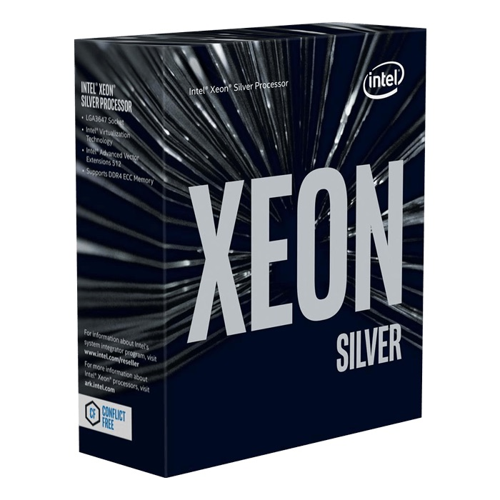 CPU Intel Xeon 3204 (1.9GHz, FC-LGA3647, 8.25M)