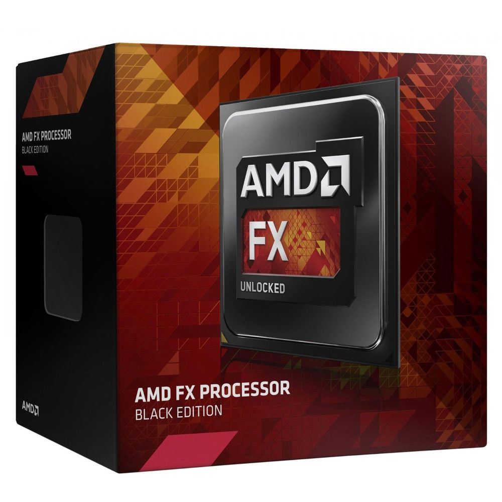 CPU AMD FX-6300 6core Box (3,5GHz, 14MB) Wraith
