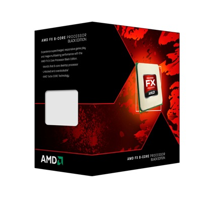 CPU AMD FX-8350 8core Box (4,0GHz, 16MB)