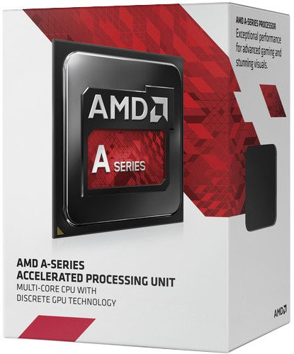 CPU AMD A8-7680 Carrizo 4core (3,5GHz, 2MB)
