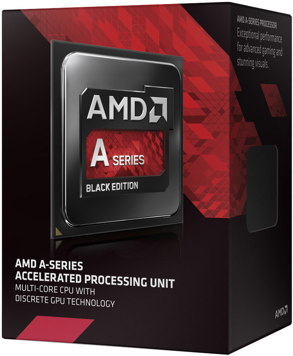 CPU AMD Godavari A6-7470K 2c Box (3,7Ghz, 1MB)