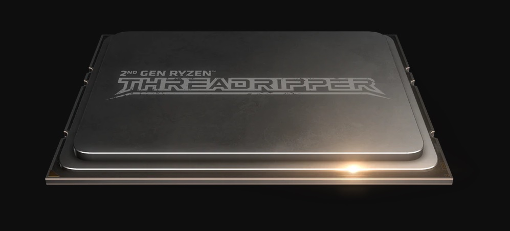 CPU AMD Ryzen Threadripper 2950X 16core (4,4GHz)