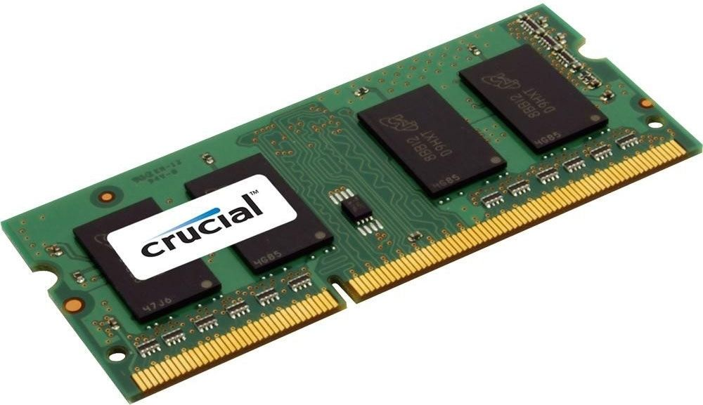 SO-DIMM 2GB DDR3L 1600MHz Crucial CL11 1.35V/1.5V