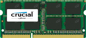 SO-DIMM 4GB DDR3L 1600MHz Crucial CL11 1.35V/1.5V