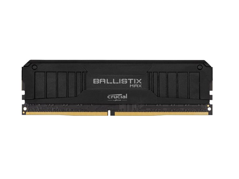 16GB DDR4 4400MHz Crucial Ballistix MAX CL19 2x8GB Black