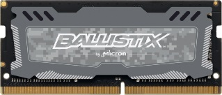 SO-DIMM 16GB DDR4 2666MHz Crucial Ballistix Sport LT CL16 Grey