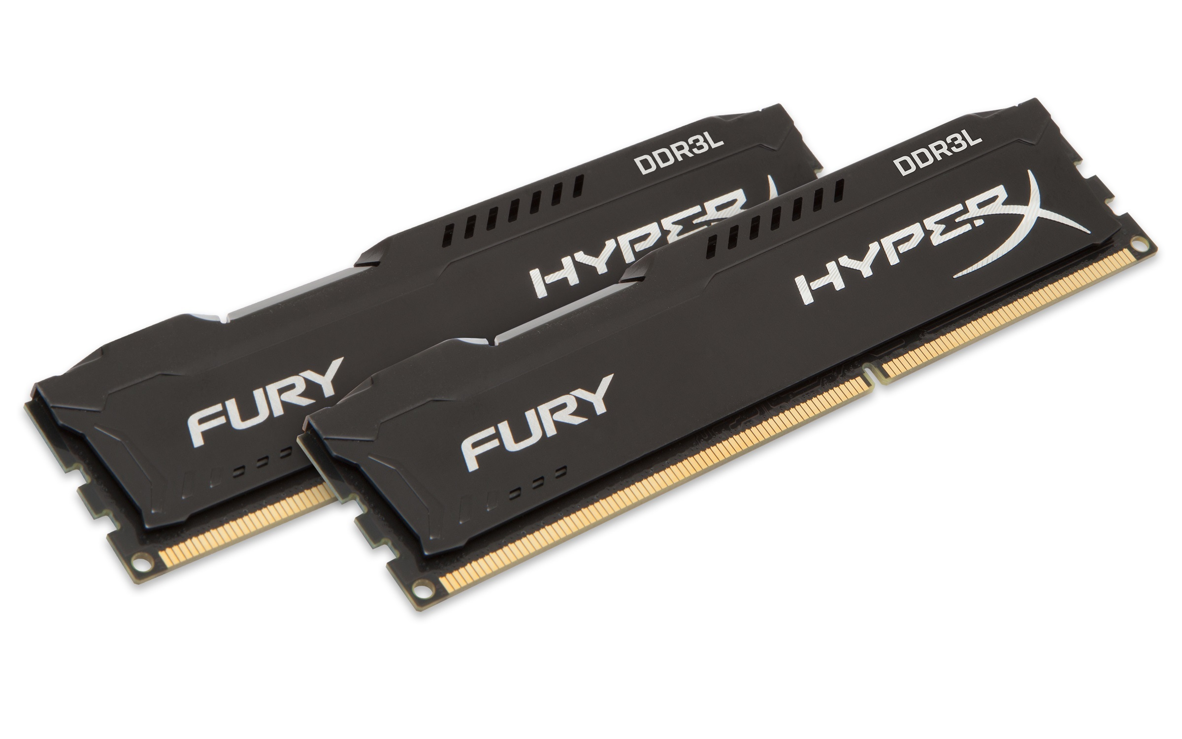 8GB DDR3L-1600MHz  HyperX Fury Black, 2x4GB