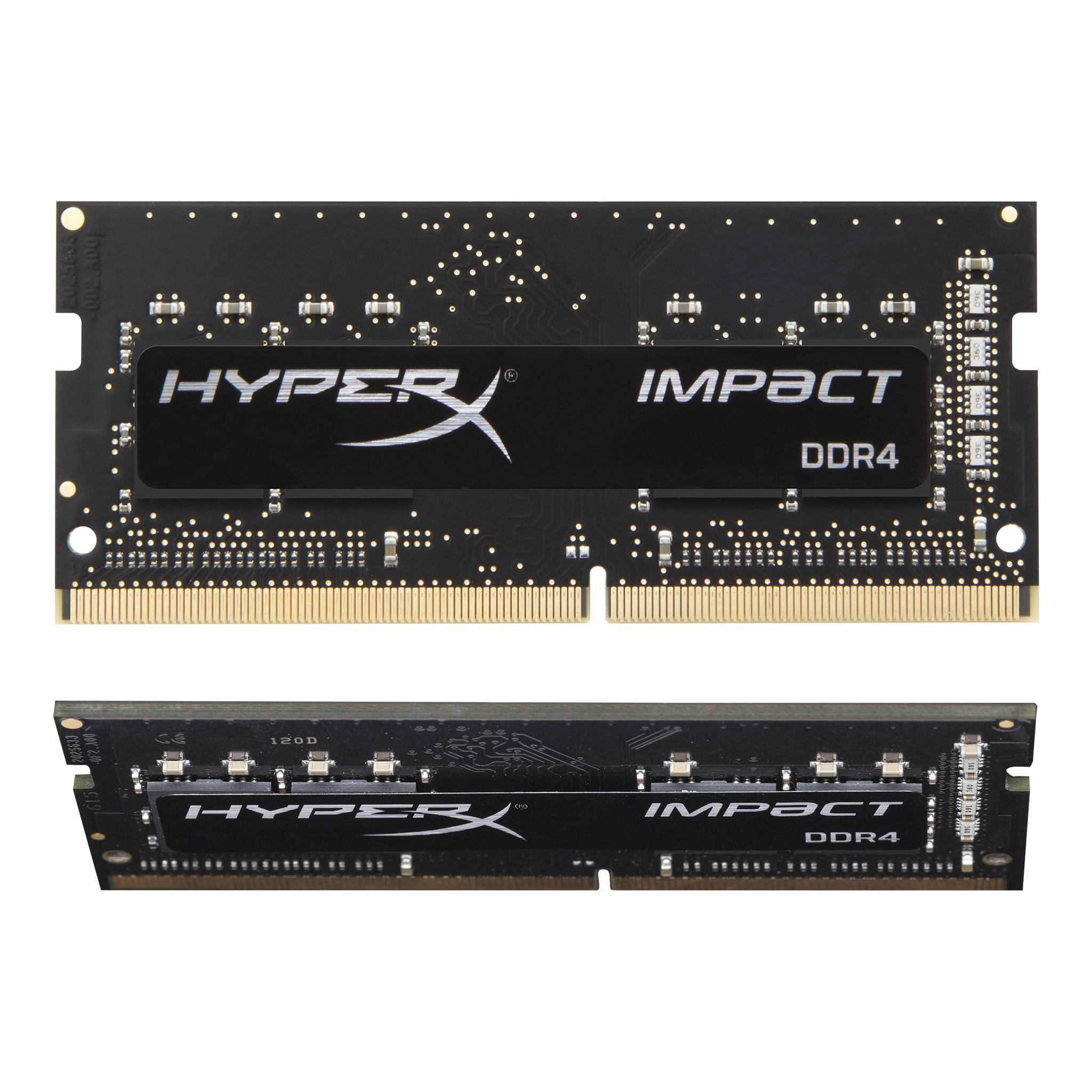 SO-DIMM 32GB DDR4-2400MHz CL15 HyperX Impact, kit 2x16GB 16Gbit