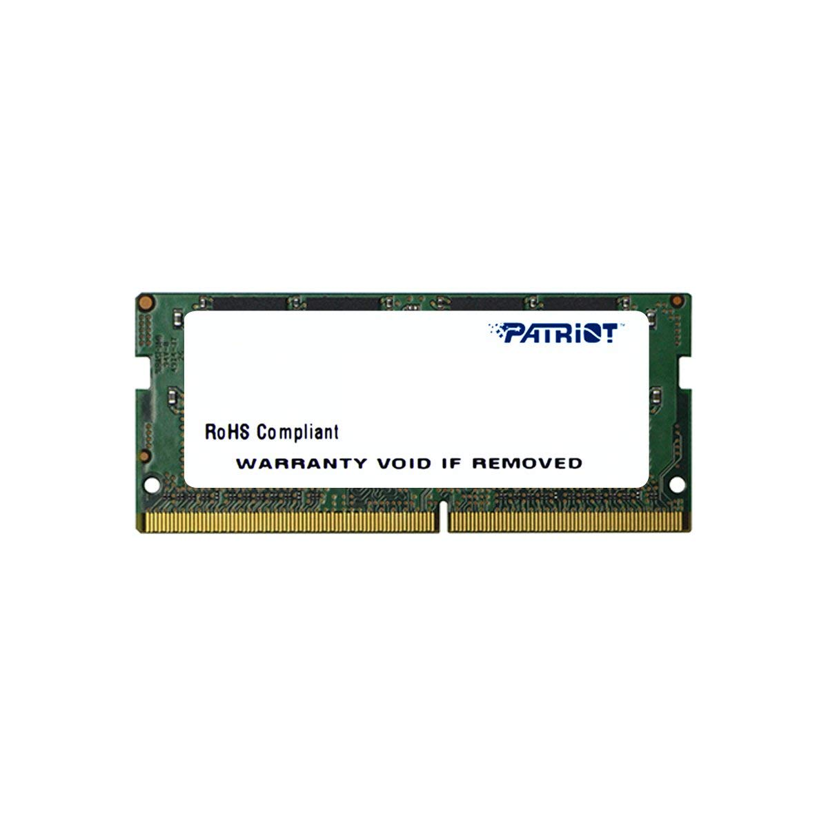 SO-DIMM 4GB DDR4-2400MHz Patriot CL17 512x8
