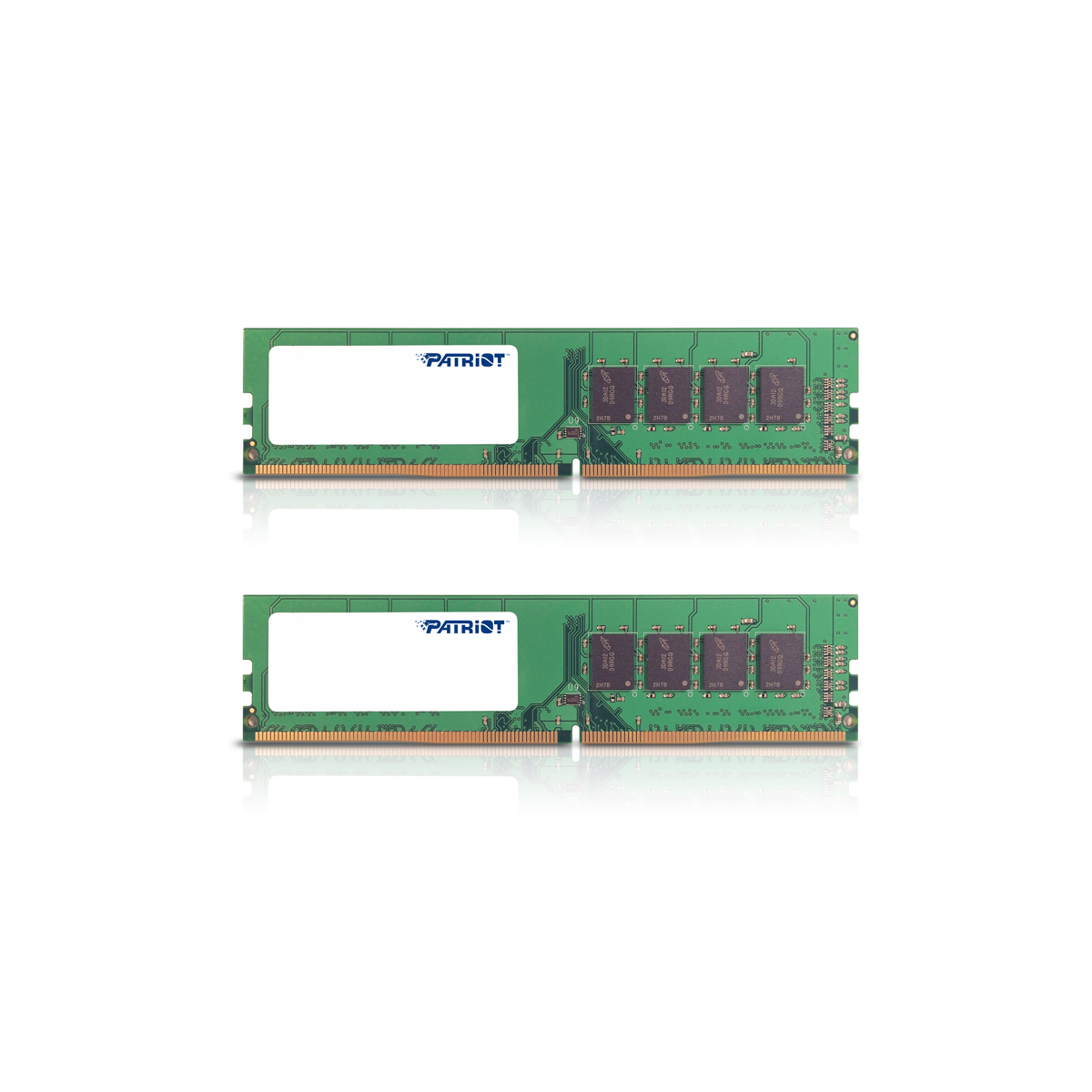 16GB DDR4-2400MHz  Patriot CL16, kit 2x8GB