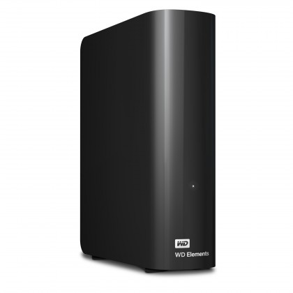 "Ext. HDD 3.5"" WD Elements Desktop 8TB USB"