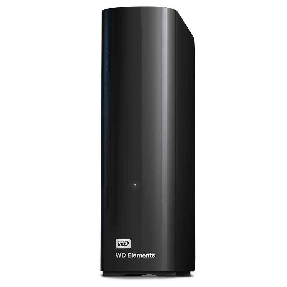"Ext. HDD 3.5"" WD Elements Desktop 10TB USB"